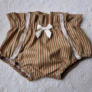 Other - Handmade linen bloomers